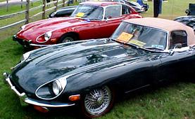 jaguar drivers club of north texas